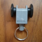 pulley for curtain track